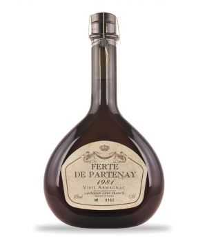 Armagnac 1981 Ferté de Partenay 70cl